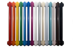 Порошковая покраска радиаторов отопления